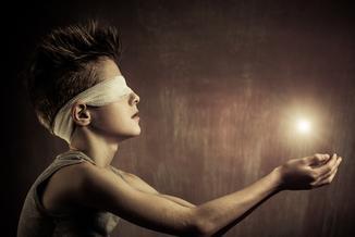 Osoby niewidome mają wyostrzone inne zmysły. Odpowiada za to...