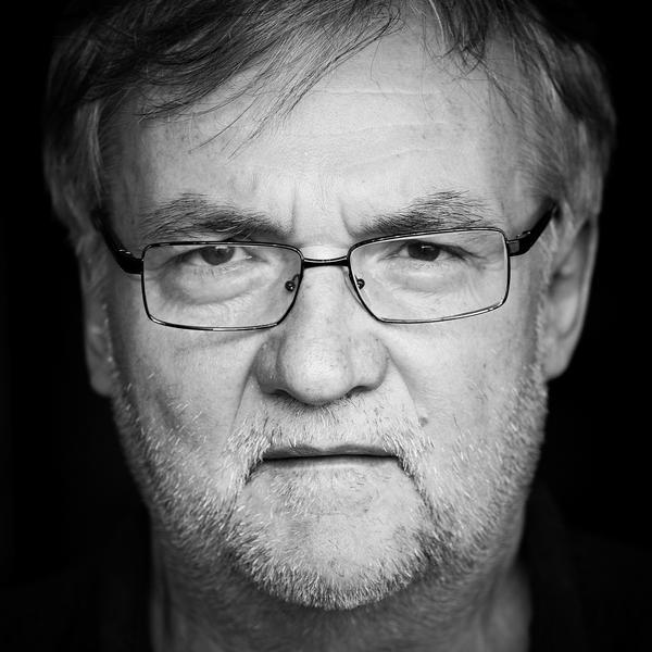pisarz Jerzy Pilch