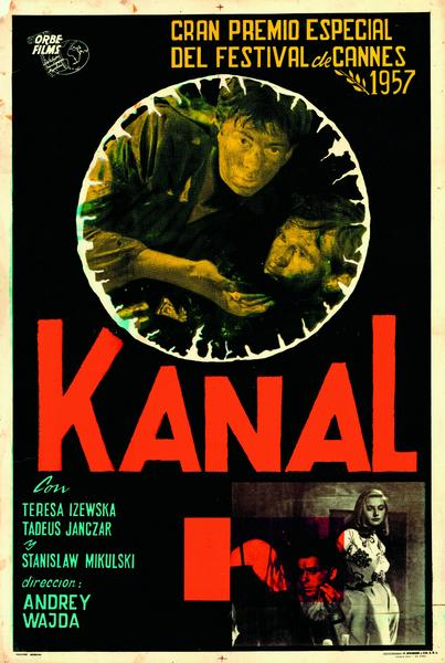 Plakat filmu Kanał