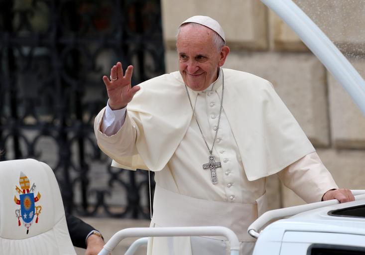Papież Franciszek Światowe Dni Młodzieży 2016 Kraków