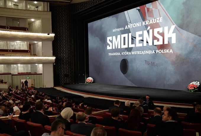 Smoleńsk oficjalnie najgorszym filmem roku? Są duże szanse