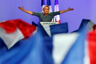 Najdziwniejsza kampania prezydencka V Republiki. Czy Francja zatonie?
