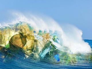 Morze plastiku