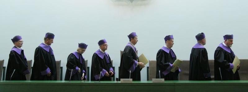 Sąd Najwyższy sędziowie