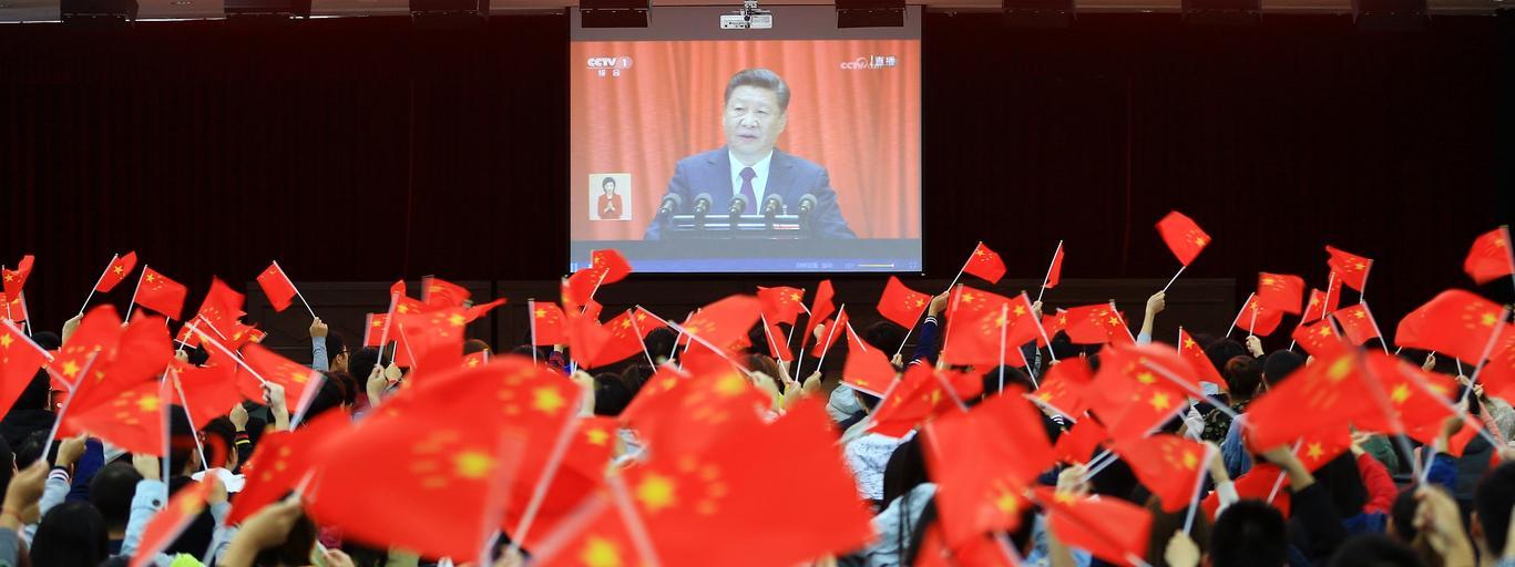 Xi Jinping, Chiny