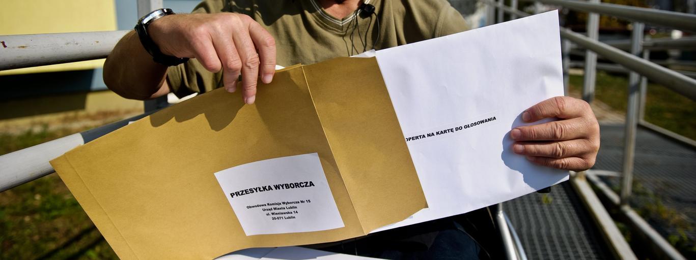 głosowanie korespondencyjne