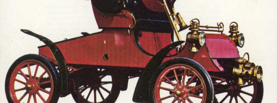 Ford, Model A, 190304 / Col. Print