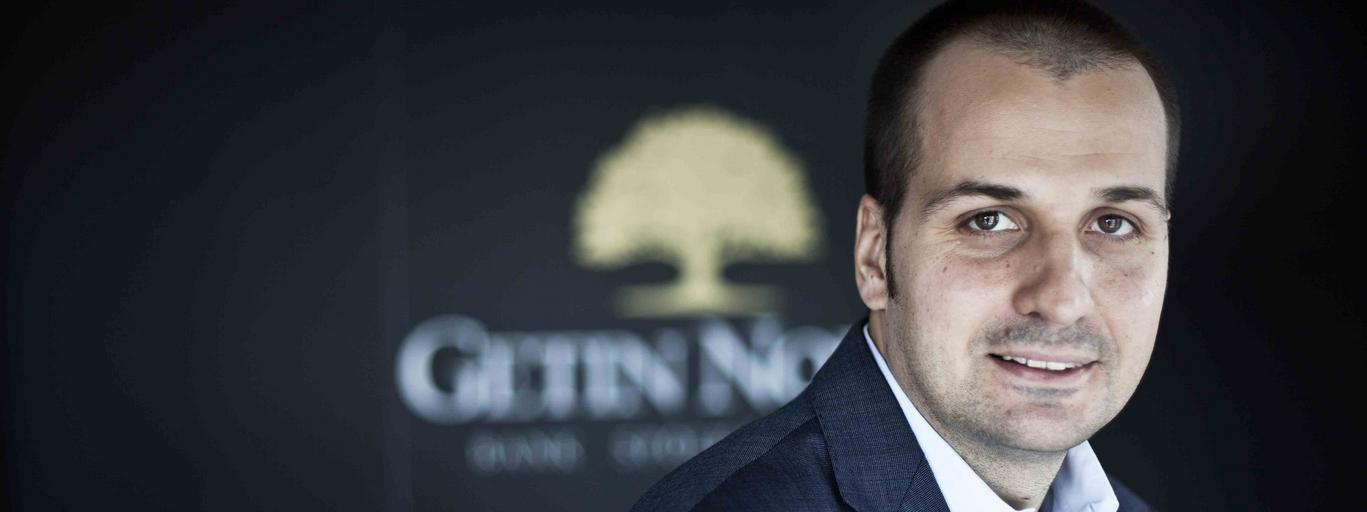 Maciej Szczechura Getin Bank