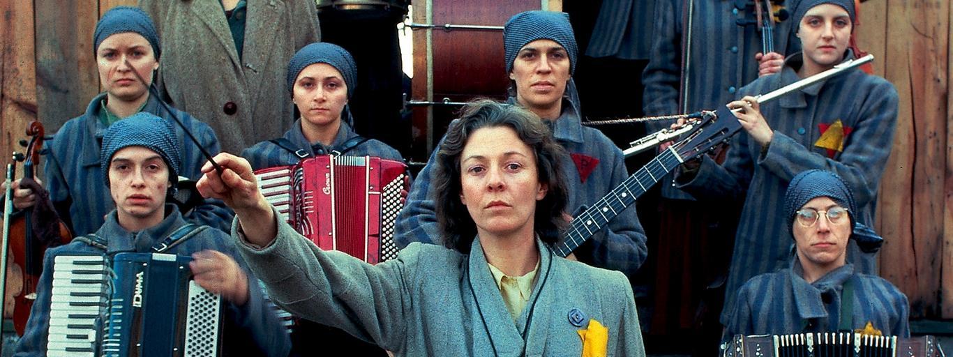 historia 12 orkiestry w Auschwitz okładka