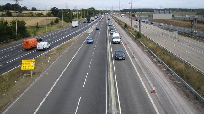 m1 autostrada Wielka Brytania