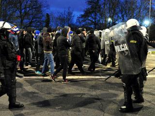 """""""Byli brutalni"""". Mecenas Kaczyński o tym, jak policja poturbowała Dawida Winiarskiego"""