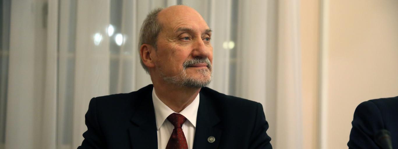 Antoni Macierewicz MON