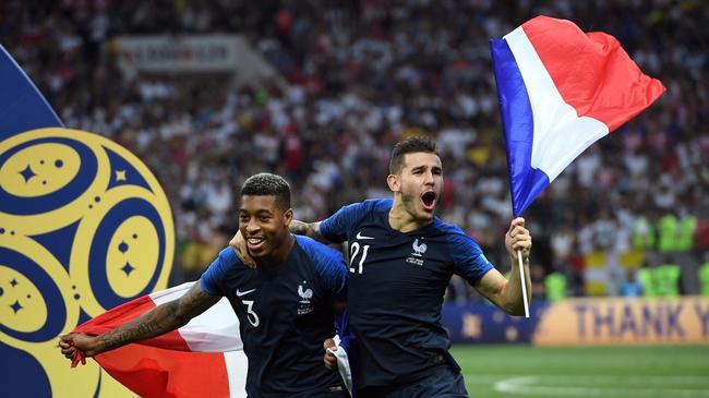 Francja Chorwacja mundial