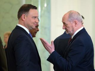 Nowy konflikt między Dudą i Macierewiczem
