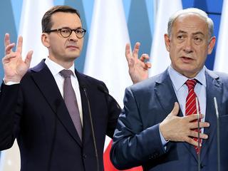 """""""Hańba!"""": W Izraelu wzywają do zerwania porozumienia z Polską"""