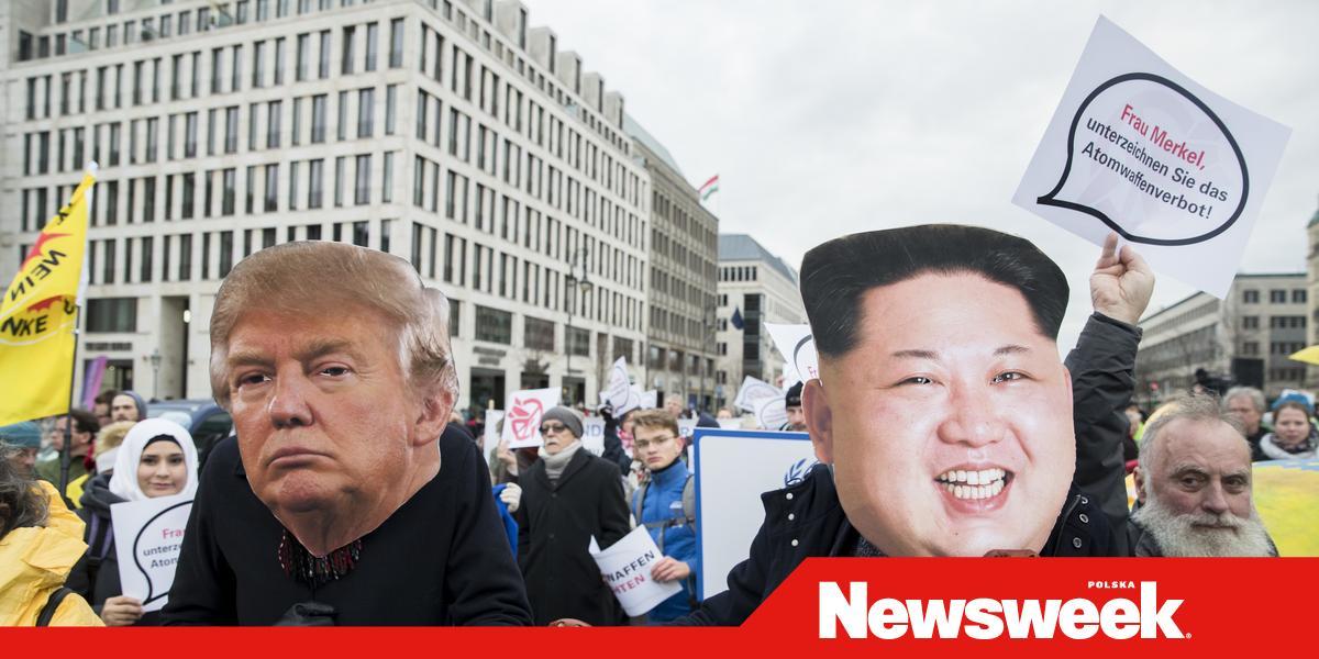 788d1b607 Wiadomość ta pojawiła się w sieci kilka godzin po tym, jak Donald Trump  powitał w kraju sekretarza stanu USA Mike'a Pompeo, który wrócił z wizyty w  ...