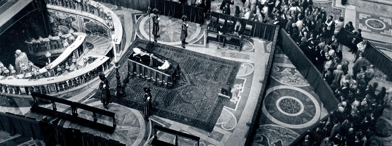 Jan Paweł I pogrzeb