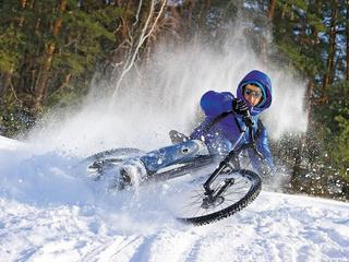 Zapomnij o nartach! Teraz jest moda na te sporty zimowe