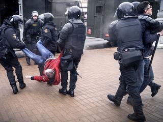 Bunt w kołchozie Łukaszenki