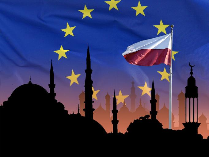 muzułmanie, polska, ue, raport