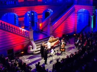 Dwadzieścia koncertów w dwunastu miastach w ramach 12. Międzynarodowego Festiwalu im. G. G. Gorczyckiego