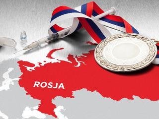 Dopingowa machina Putina rozpadła się jak domek z kart