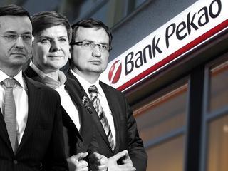 PiS przejmuje Pekao S.A. Nowy skład rady nadzorczej mówi sam za siebie