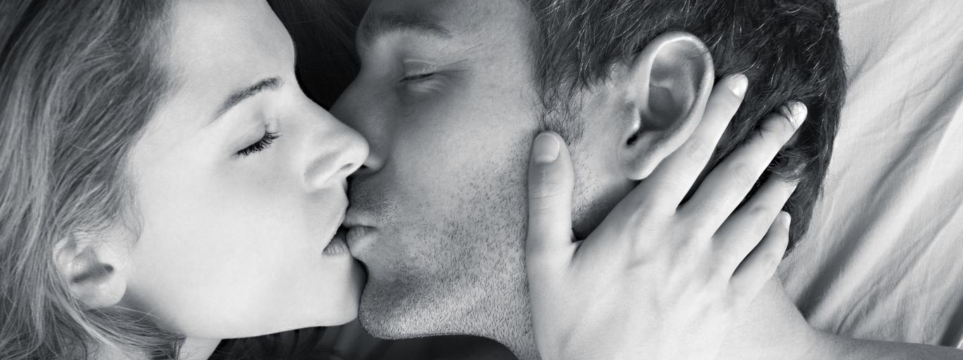 Seks miłość para kobieta mężczyzna związek