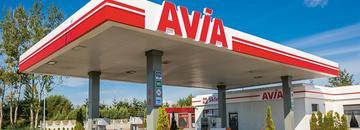 Stacja paliw AVIA. Diamenty Forbesa