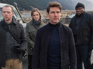 """Nowa część """"Mission Impossible"""" okrzyknięta hitem"""