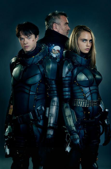 Kadr z filmu Valerian