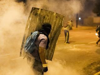 W Wenezueli niespokojnie jak na Ukrainie