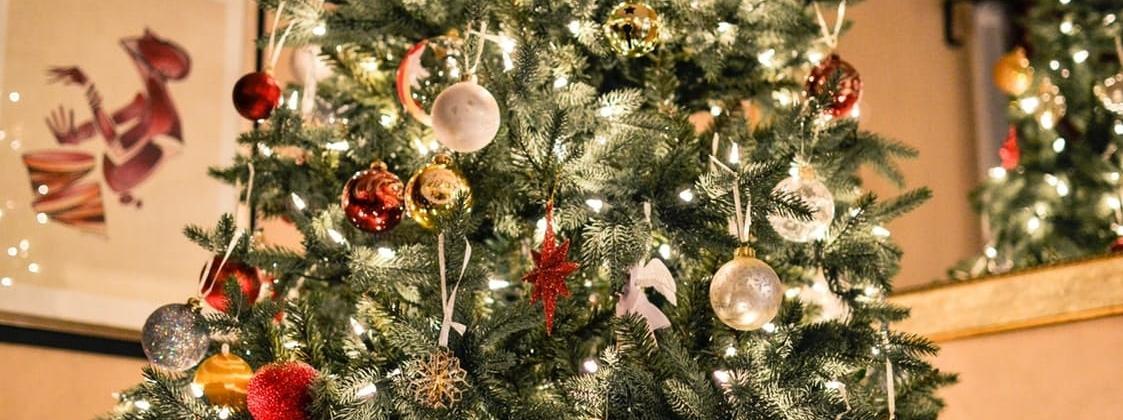 święta choinka dekoracje