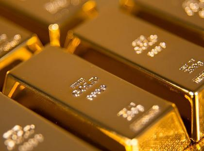złoto sztabki