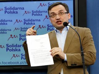 Zaginął jeden z głównych dowodów w sprawie wyłudzenia środków unijnych przez partię Ziobry