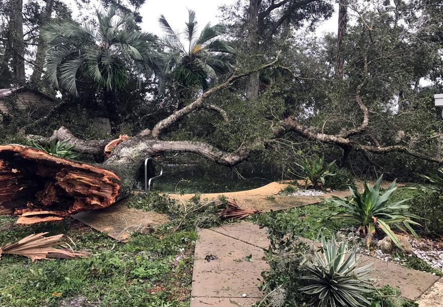 Irma Huragan Miami