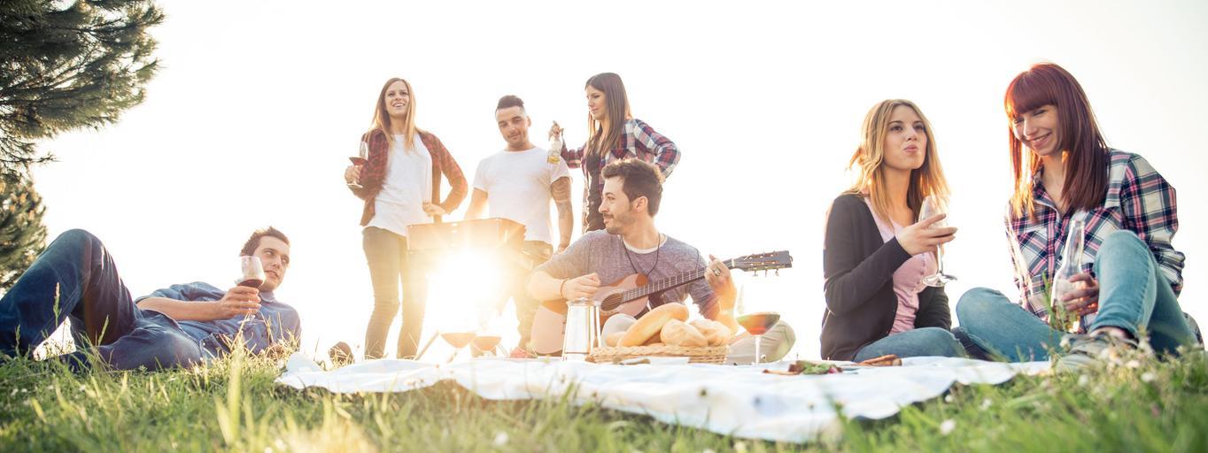 Piknik z grillem