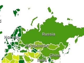 Ranking państw, które robią najwięcej dla ludzkości