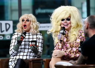 Katya i Trixie