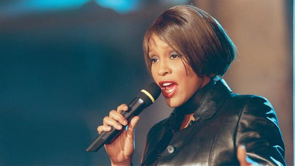 Parting shot Whitney Houston