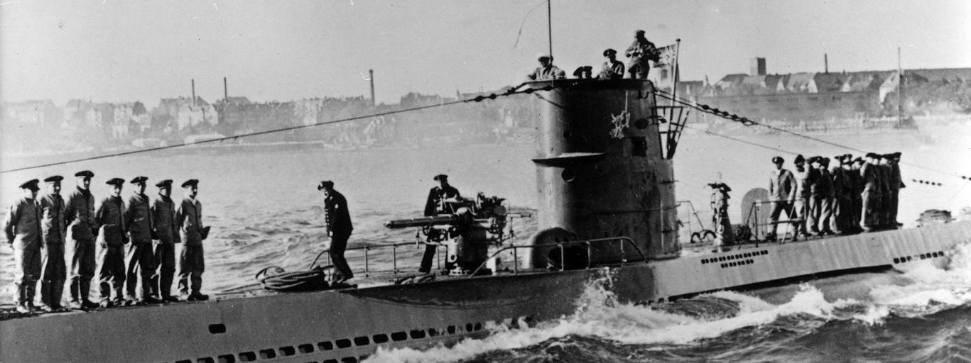 Zweiter Weltkrieg: U-Boot 47