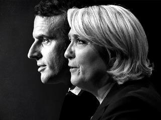 Dwa oblicza Francji. Emmanuel Macron i Marine Le Pen