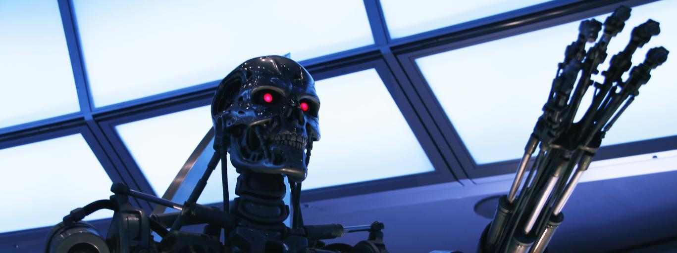 robot android terminator