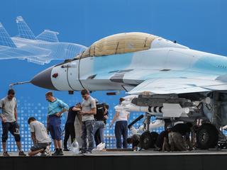 Myśliwce, rakiety, latające czołgi. Oto najnowsze zabawki wojsk Putina