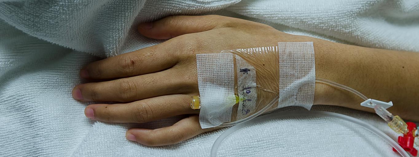 rak, szpital, choroba
