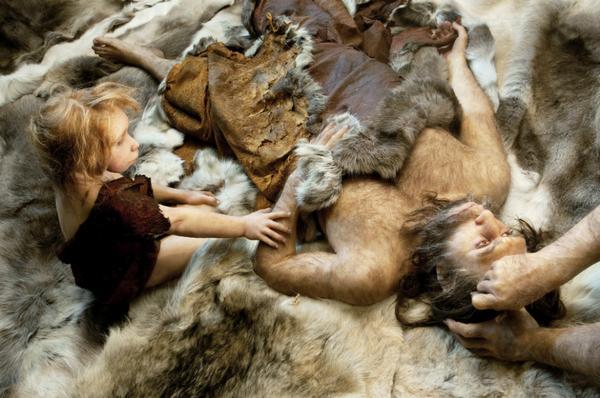 Dlaczego wyginęli neandertalczycy