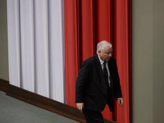 Kaczyński z powrotem w szpitalu. Wyszedł tylko na jeden dzień