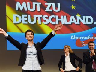 Polska prawica chwali wynik AfD, choć to prorosyjscy nacjonaliści gloryfikujący Wehrmacht