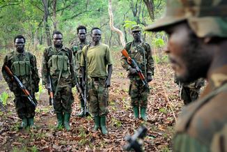 Jądro ciemności XXI wieku. Najsłynniejszy watażka Afryki dokończy żywota w dżungli