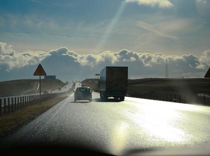 autostrada A1 droga samochód